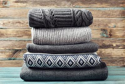 Come comportarsi con i maglioni in lana