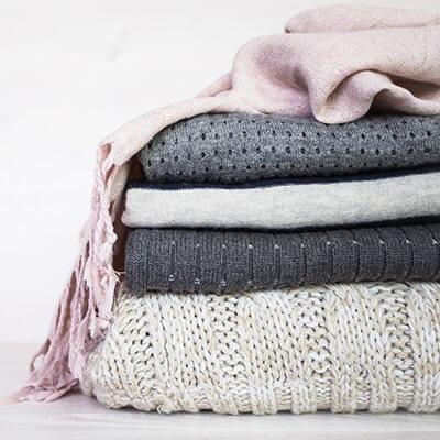 Come evitare la formazione di pelucchi sulla lana?