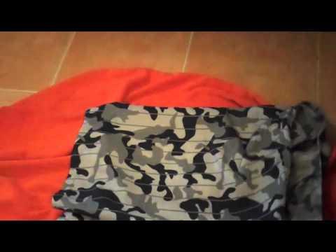 Asciugare i costumi da bagno prima di metterli in valigia